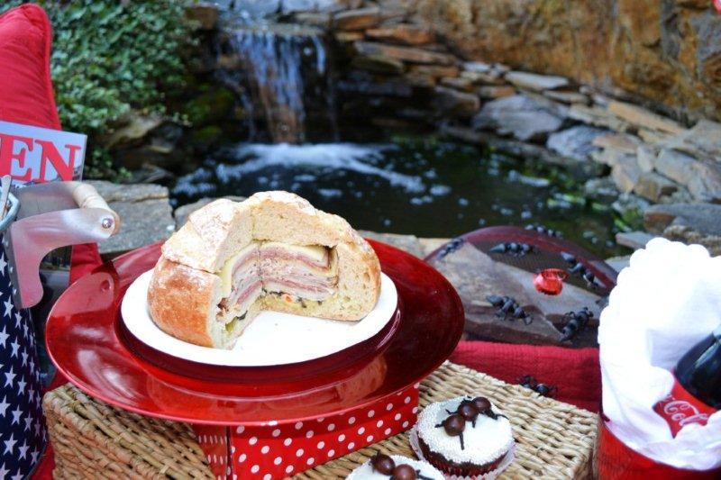 pondside picnic