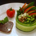 Cucumber Wrap Salad Recipe