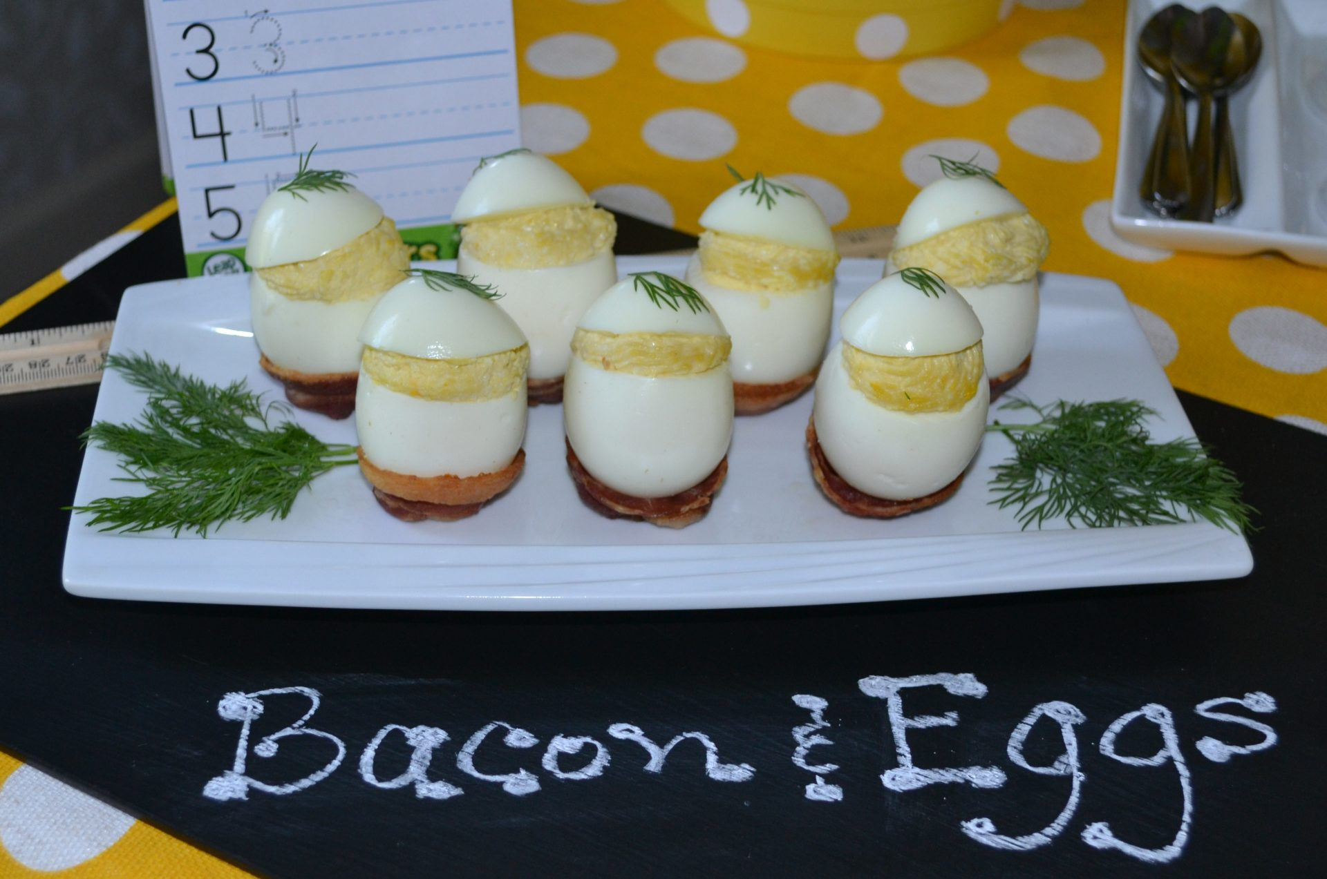 eggs and bacon cup recipe