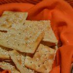 Souffle Crackers|Appetizer Recipe