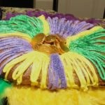 close up king cake 1AA