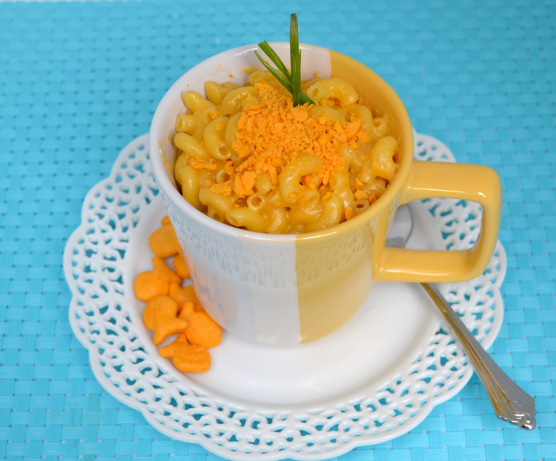 Mug-a-Mac with Cheese