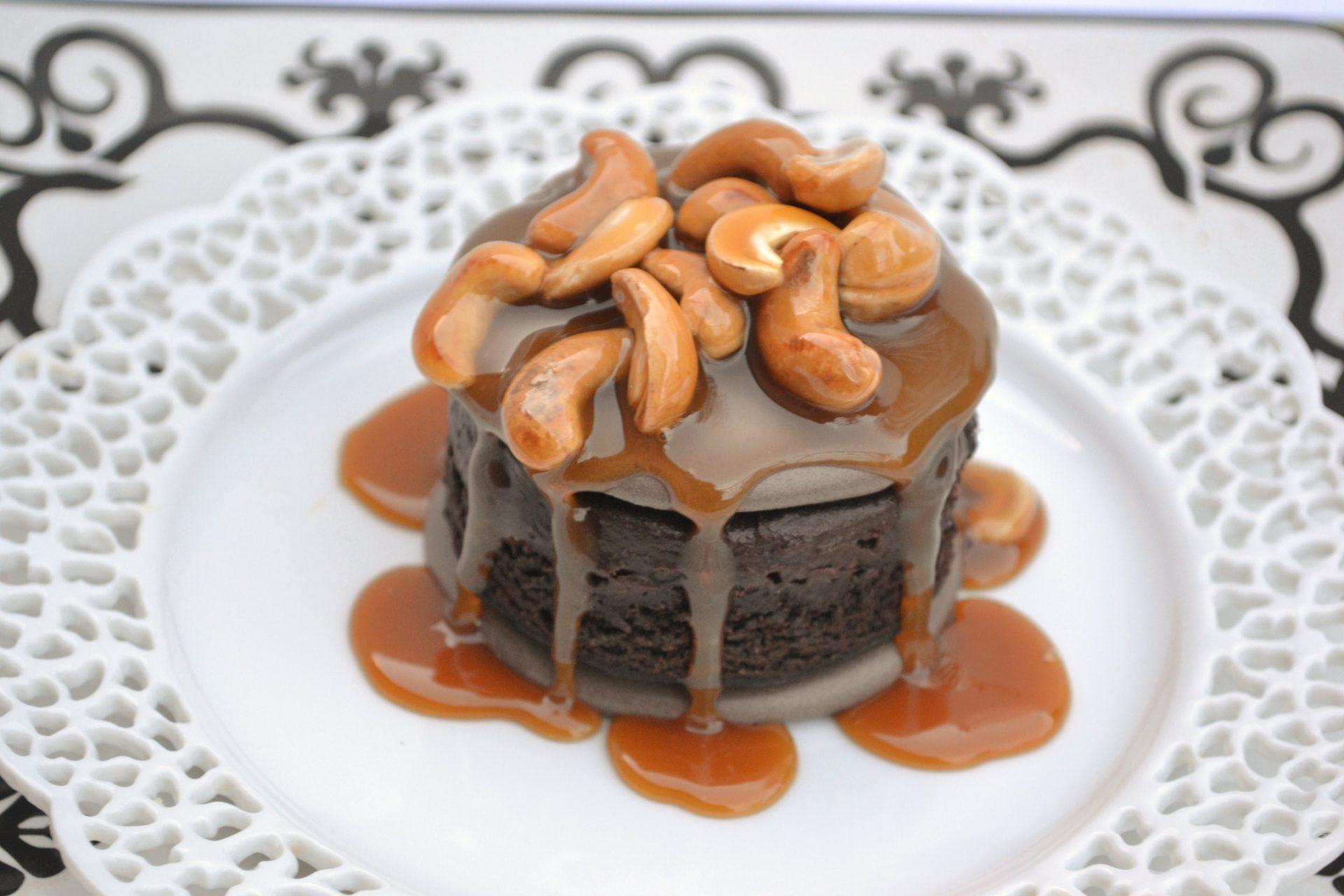 Chocolate Meringue Brownie