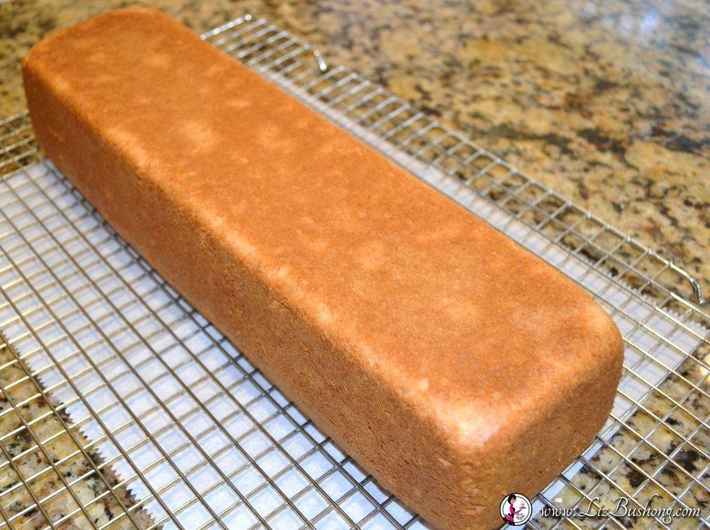 Spot Cake Recipe- Baked Cake /www.lizbushong.com