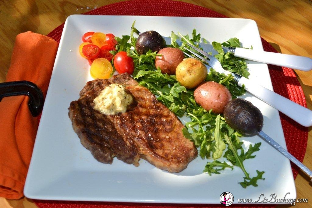 Fathers Day Table and Menu Ideas