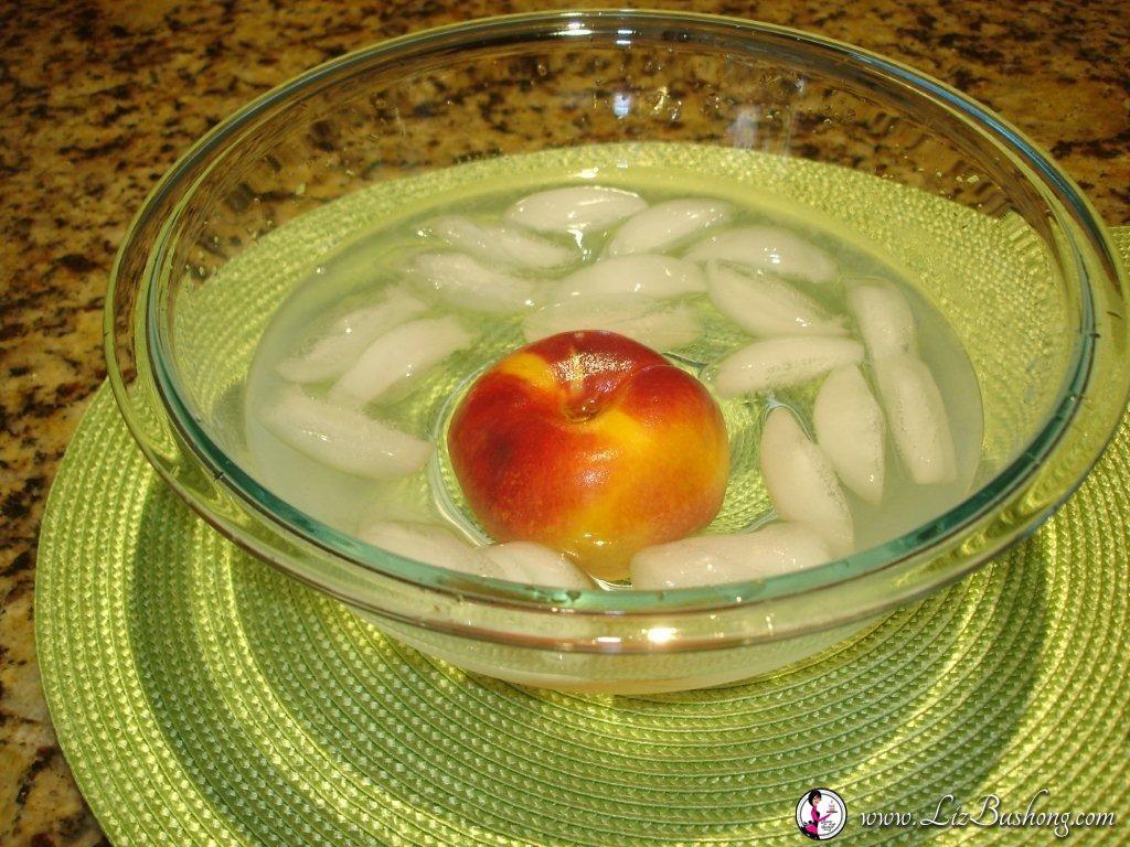 peach peeling primer step 3 www.lizbushong.com