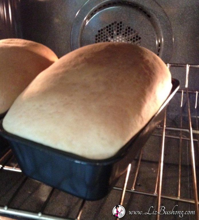 Buttermilk Bread|www.lizbushong.com