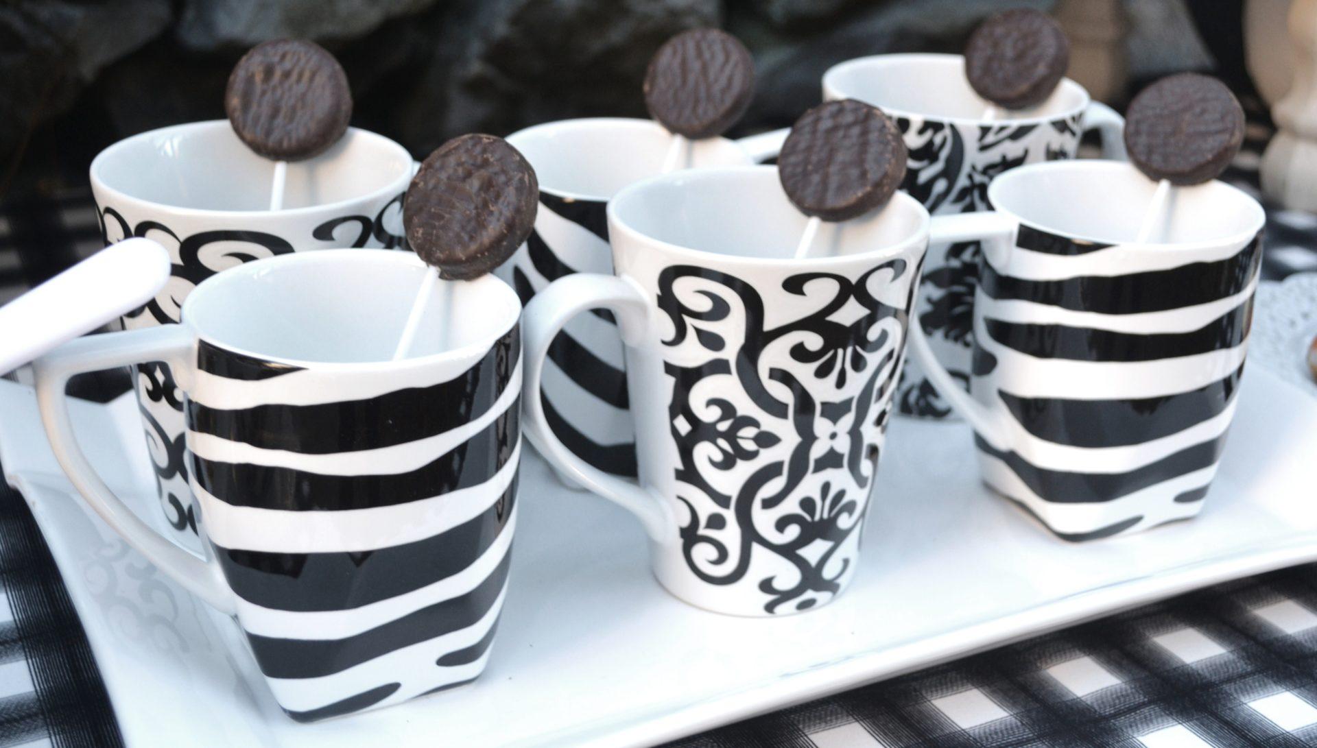 Hot Chocolate Bar Ideas - Liz Bushong
