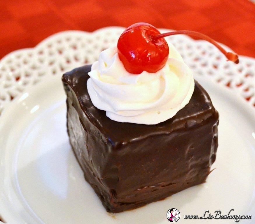 Chocolate Coating For Cake