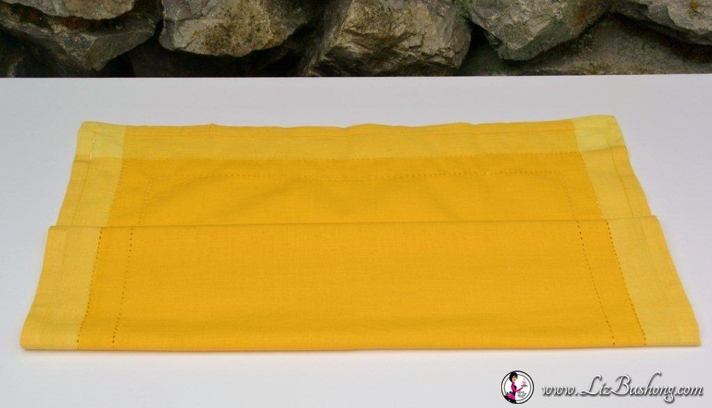 Bunny Ears napkin fold-second 5 inch fold-www.lizbushong.com (2)