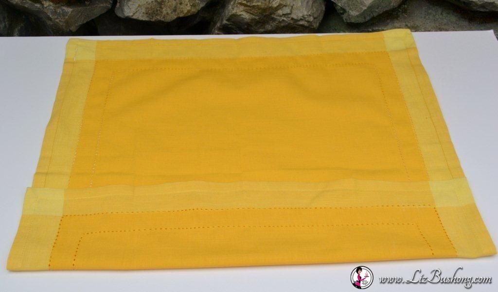 Bunny Ears napkin fold-www.lizbushong.com
