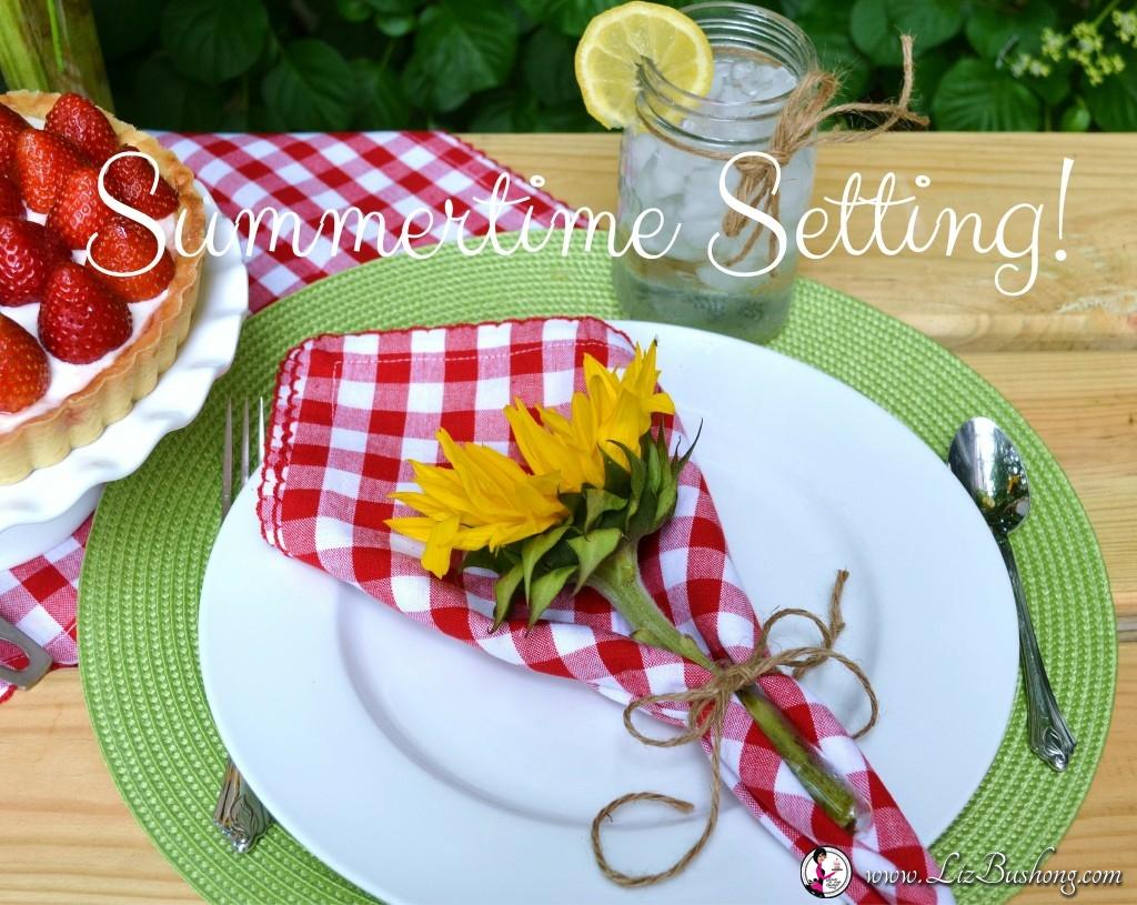 Summer time Setting! (1)|www.lizbushong.com