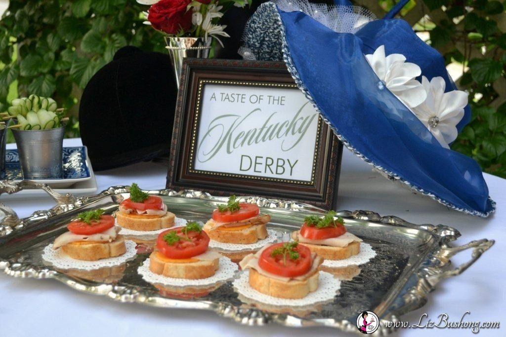 A Taste of Kentucky Derby-Hot Browns- Lizbushong.com
