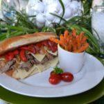 Seasoned Sweet Potato Fries Recipe|lizbushong.com
