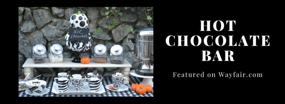 Slider- Hot ChocolateBar