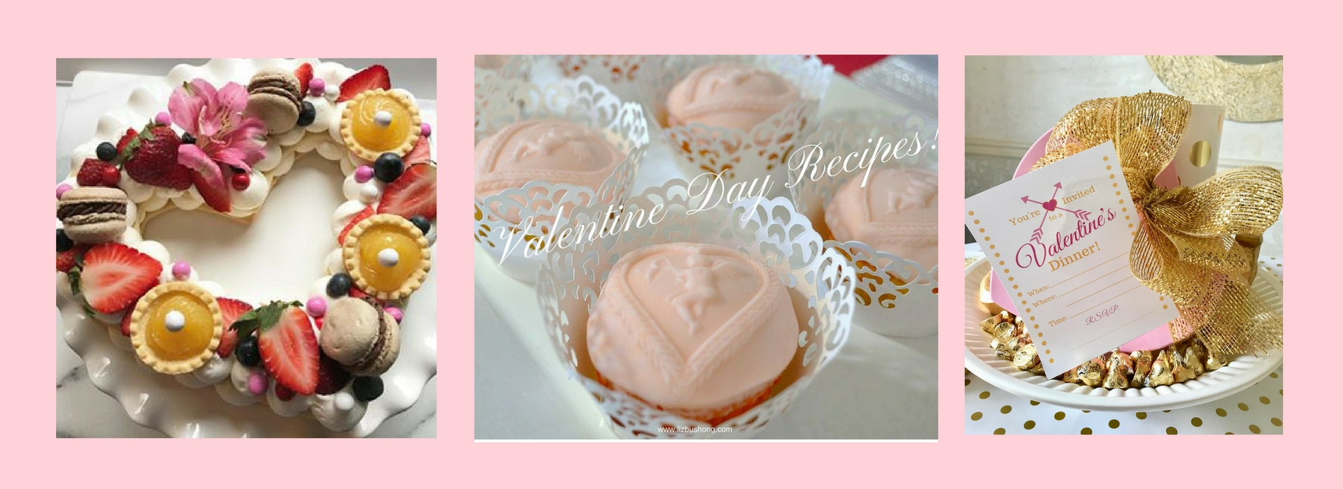 Valentine Recipes -slider- lizbushong.com