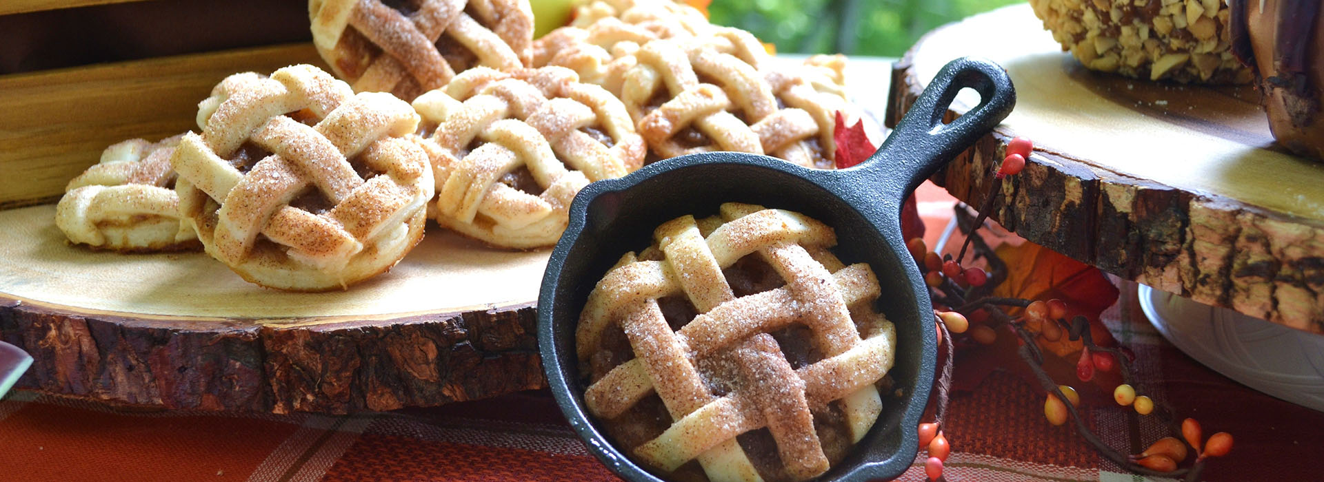 Slider- Fall-Apple Pie Lattace Cookies-