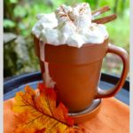 Fall Flavors-Cinnamon Latte