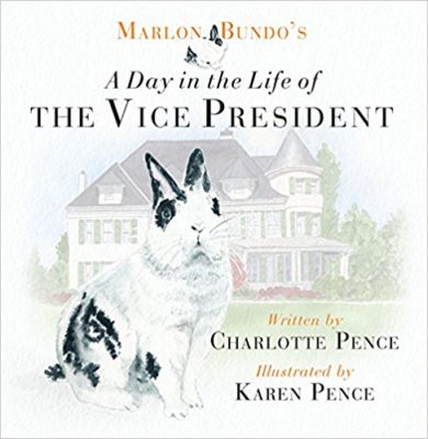 Best Books You will Love- lizbushong.com- Marlon Bundo, Day in the life of the Vice President