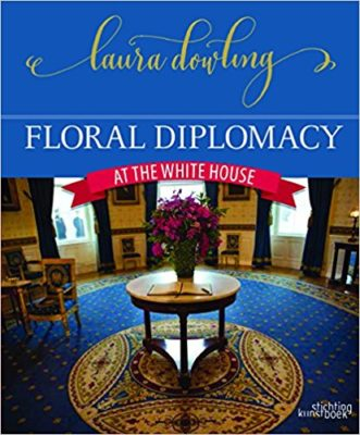 Best Books you will love.-Floral Diplomacy, lizbushong.com