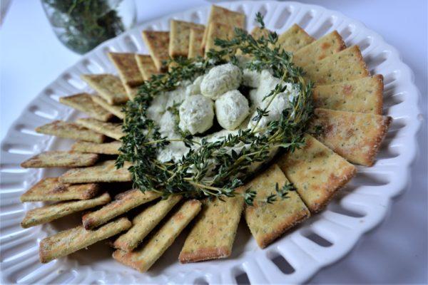Pesto Goat Cheese Bird Nest-lizbushong.com
