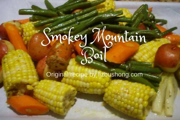 Liz's Smokey Mountain Boil Original Recipe lizbushong.com