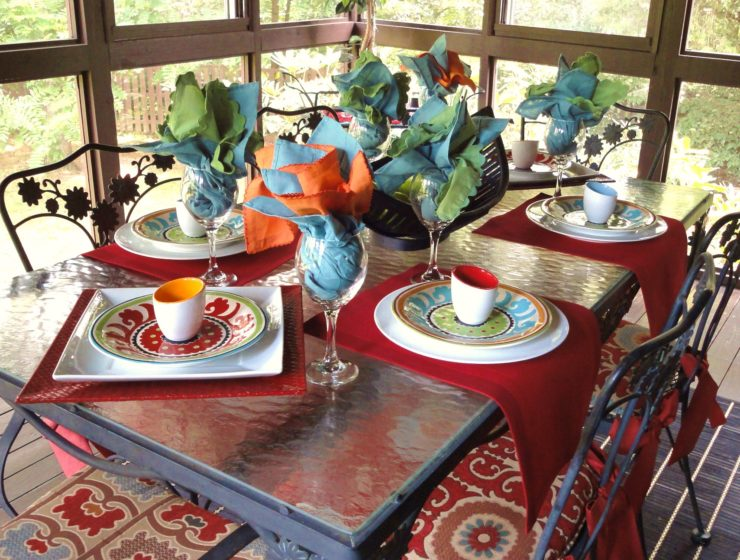 Fiesta Tablesetting Ideas.lizbushong.com