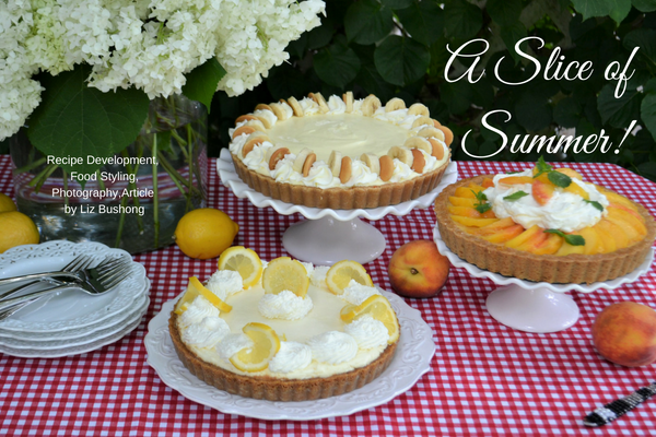 Slice of Summer Article- lizbushong magazine