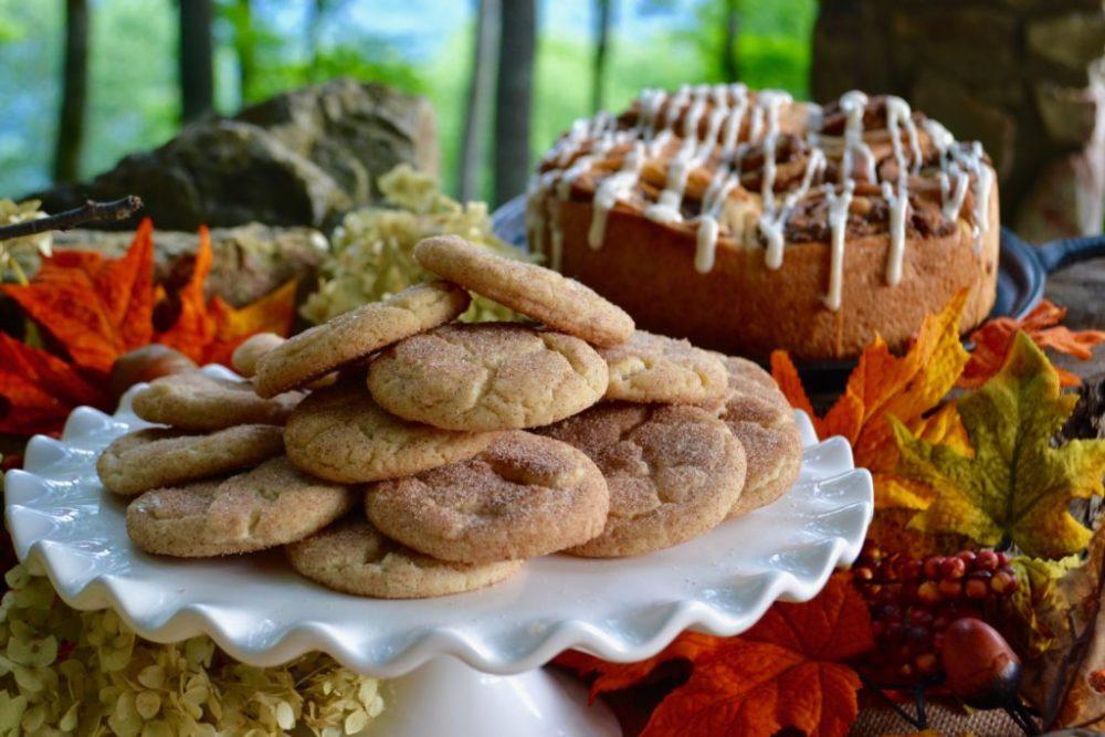 Snickerdoodle Cookie Recipe-lizbushong.com