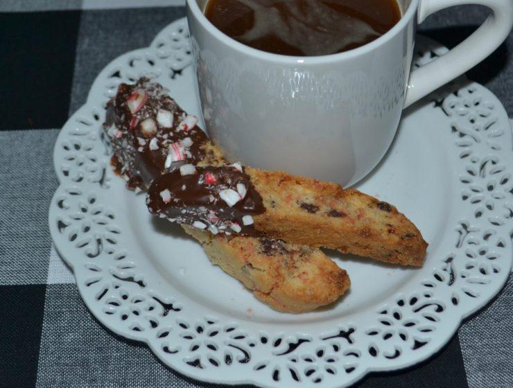 Chocolate Peppermint Biscottilizbushong.com