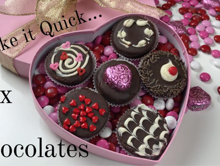 Box of Chocolates -lizbushong.com youtube.com