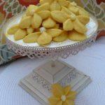 Lemon Blossom Cookies