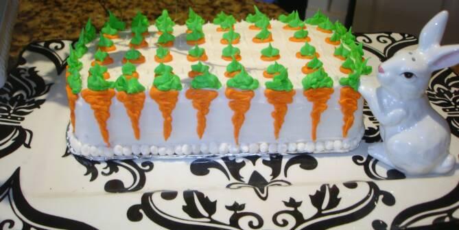 Decadent Carrot Cake Recipe