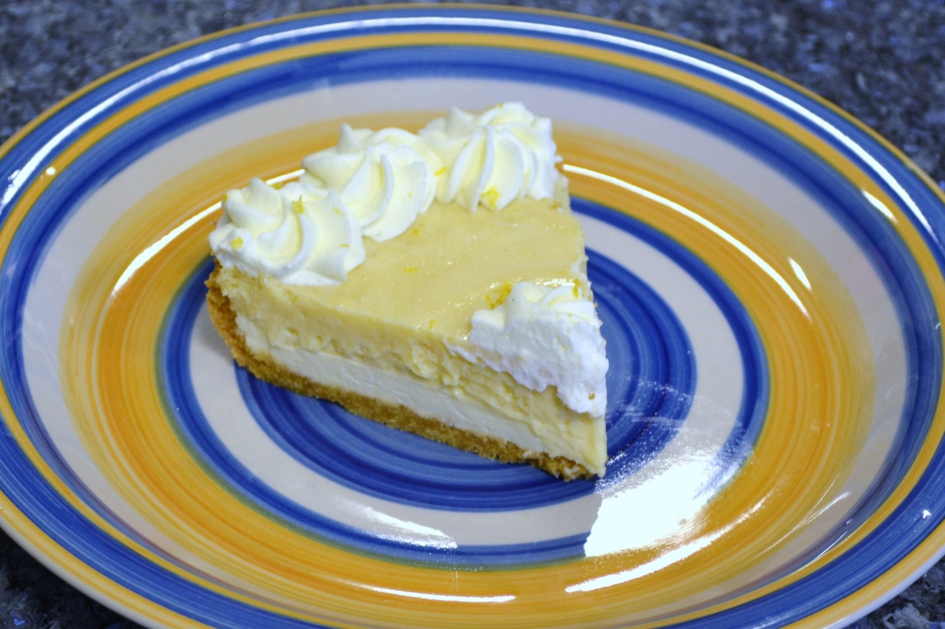 Lemon Curd Pie Recipe/Video-lizbushong.com