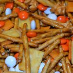 Big Orange Snack Mix Recipe