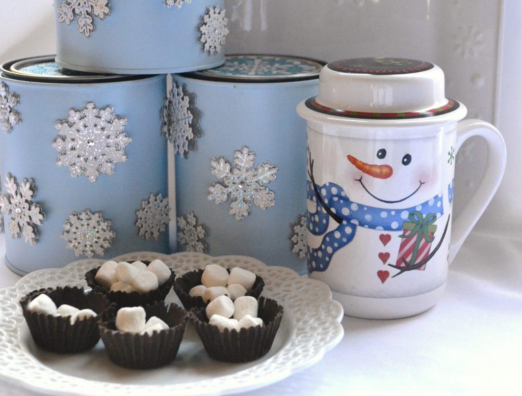 Snowman Cocoa Gift Kit lizbushong.com