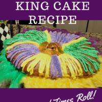Mardi Gra King Cake-lizbushong.com