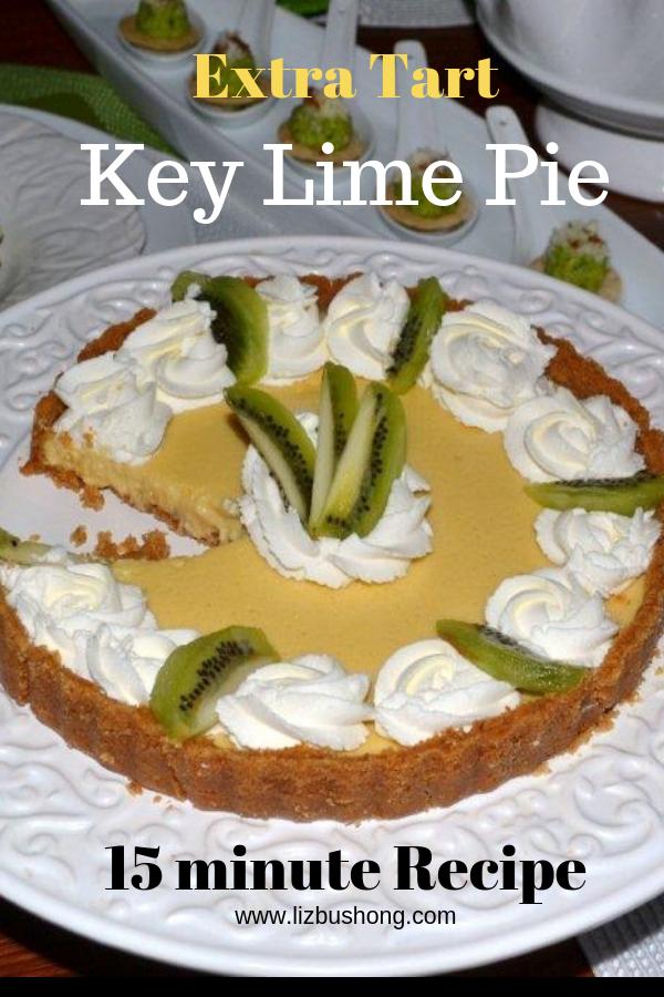 Extra Tart Key Lime Pie Lizbushong.com