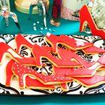 Red High Heel Cookie Recipe|www.serveitupsassy.com