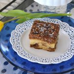 salted caramel pecan coffee cake