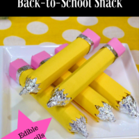 Back to school lunch ideas edible cheese pencils lizbushong.com