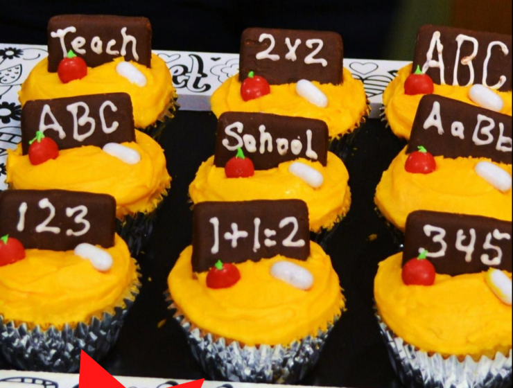 Back to School Lunch Ideas ABC 123 Cupcakes lizbushong.com