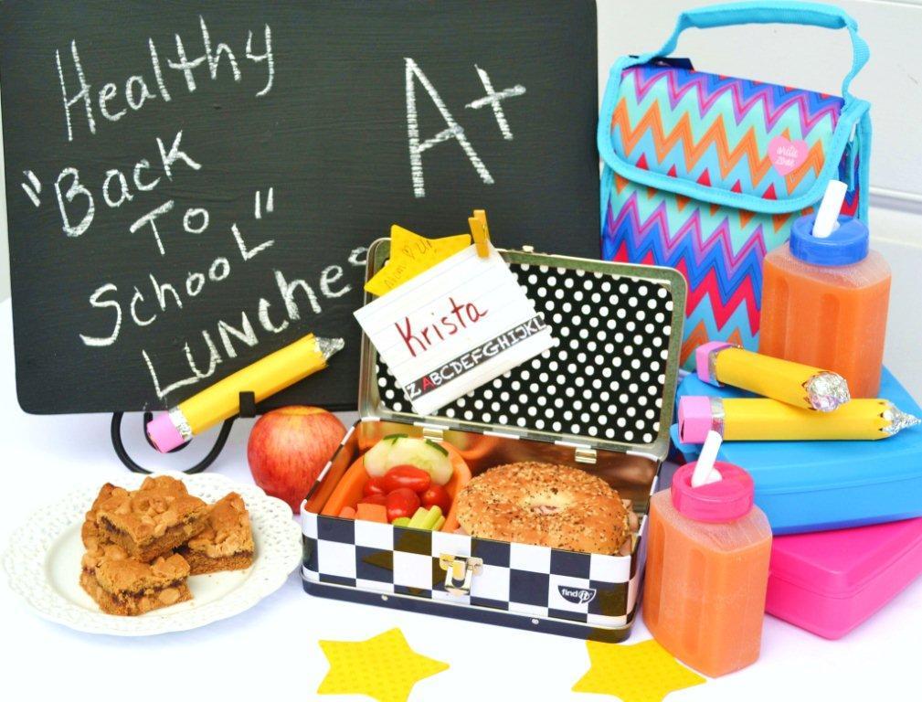 Healthy School Lunch Ideas lizbushong.com