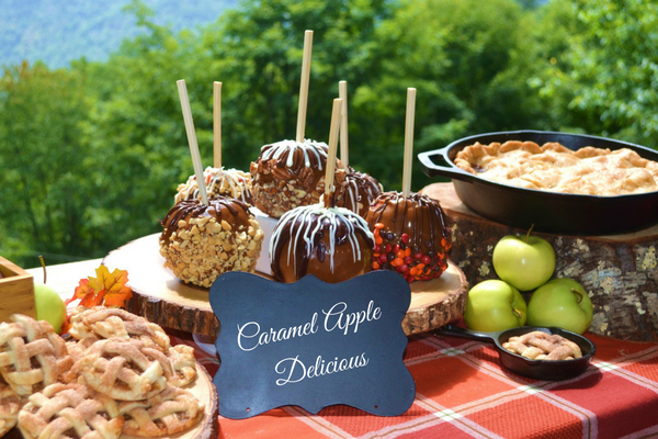 Caramel Apple Delicious