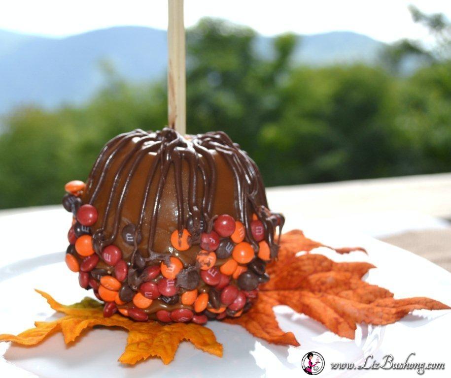 Caramel Apples|www.lizbushong.com