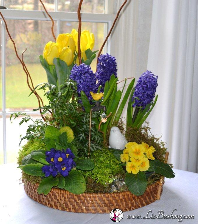 table-top arrangement-www.lizbushong.com