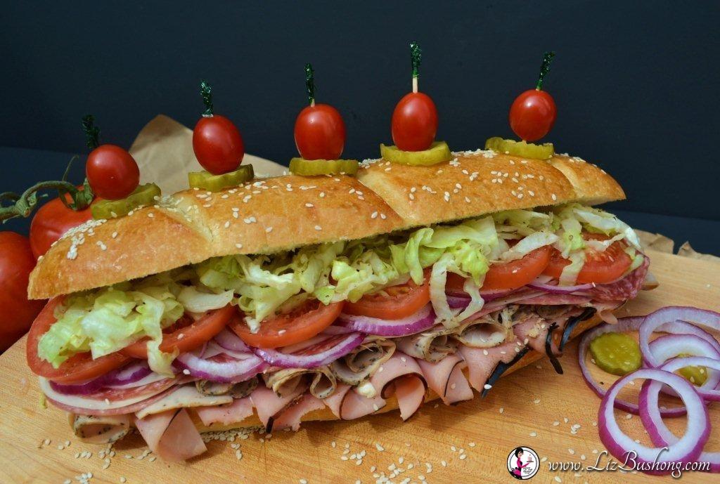 Super Hero Sandwich-recipe-www.lizbushong.com