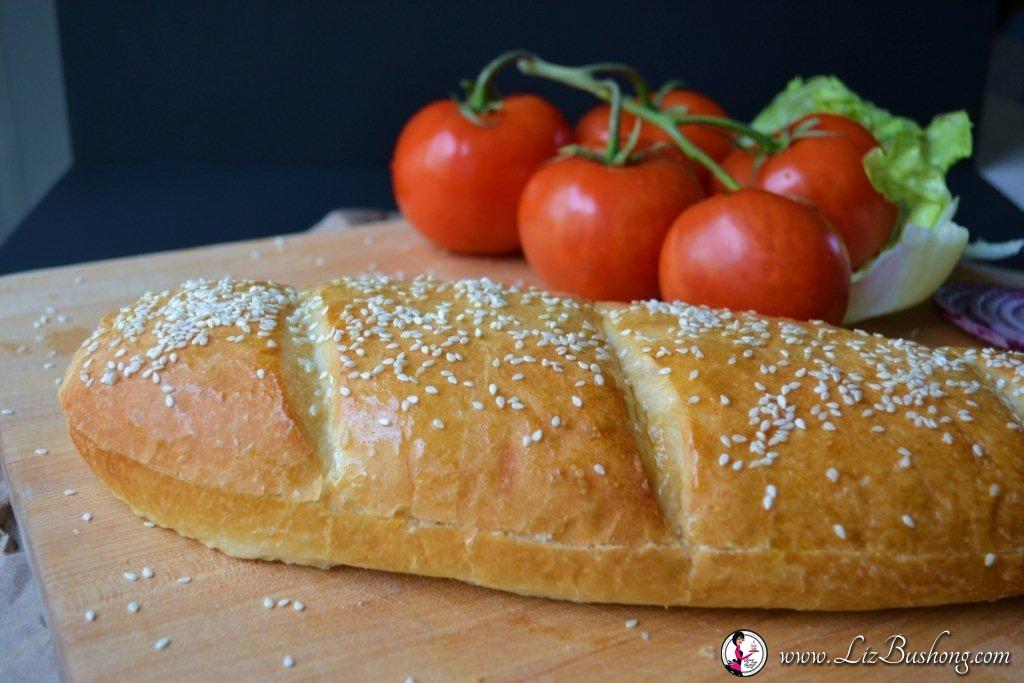 Super Hero Sandwich recipe -www.lizbushong.com