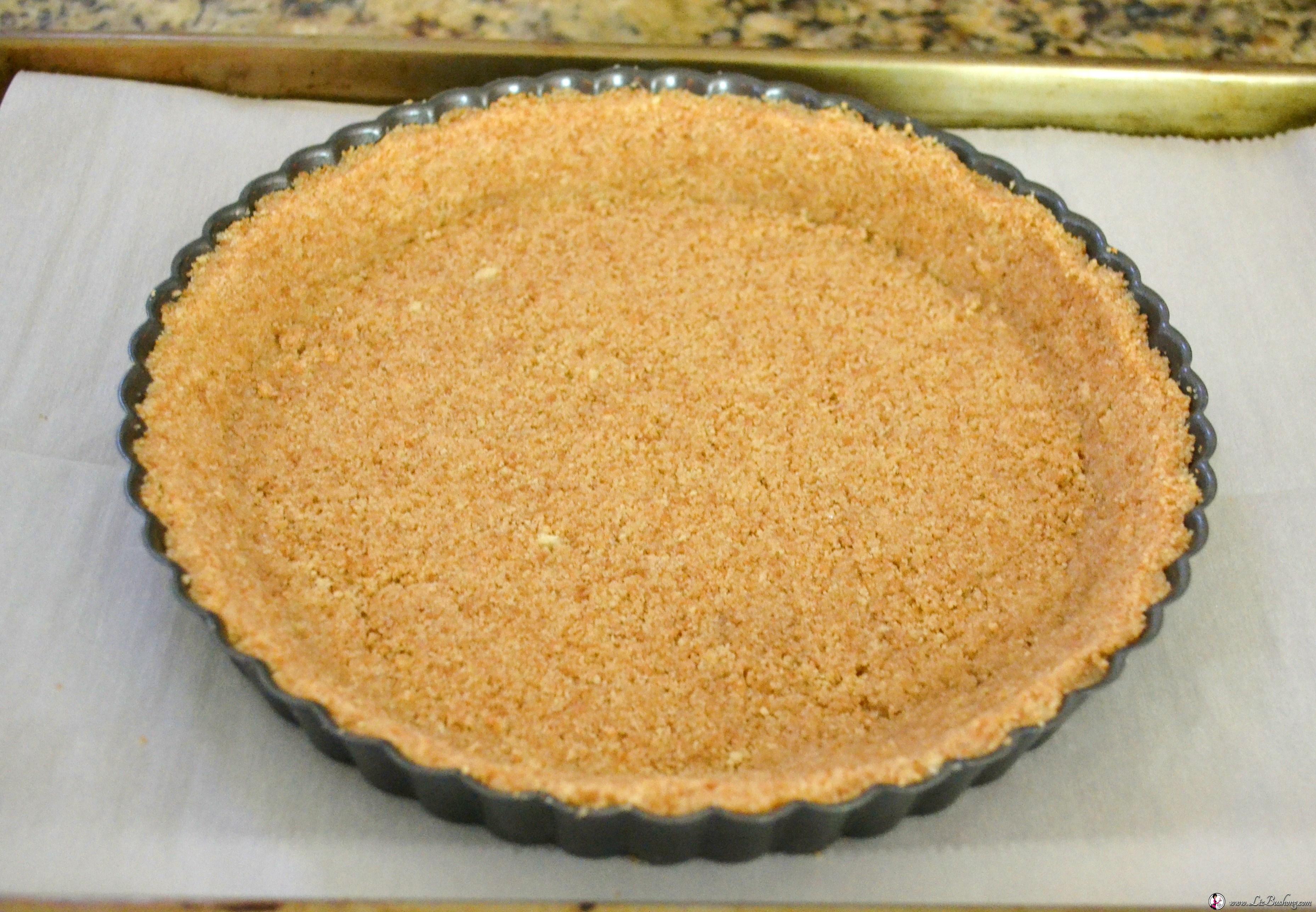 Versatile Crumb Crust Recipe| crust-www.lizbushong.com