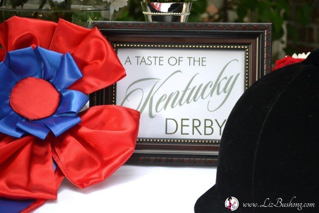 A Taste of Kentucky Derby- lizbushong.com